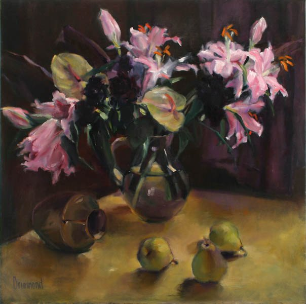 Pinks and Pears