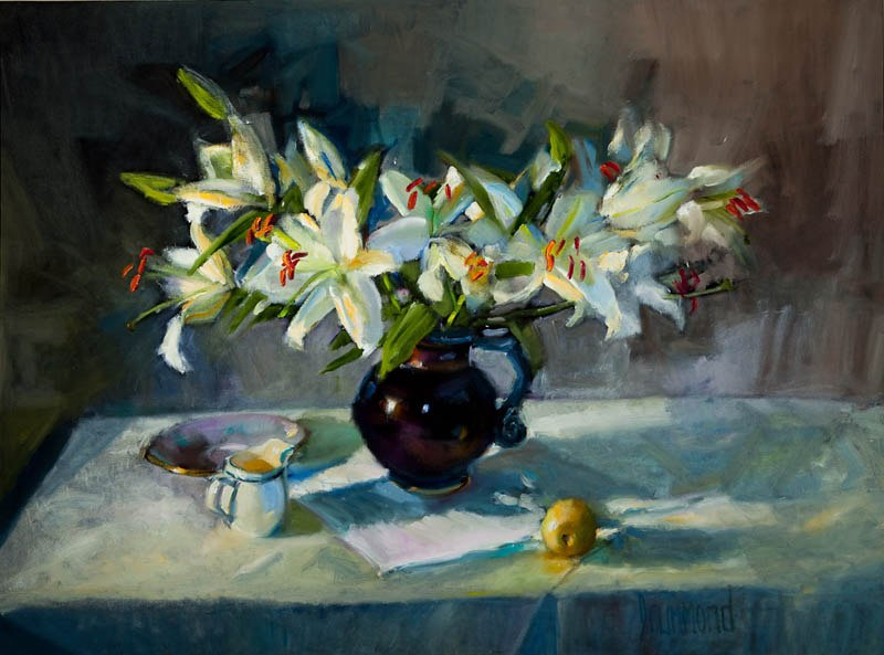 White-Lilies-Marion-Drummond