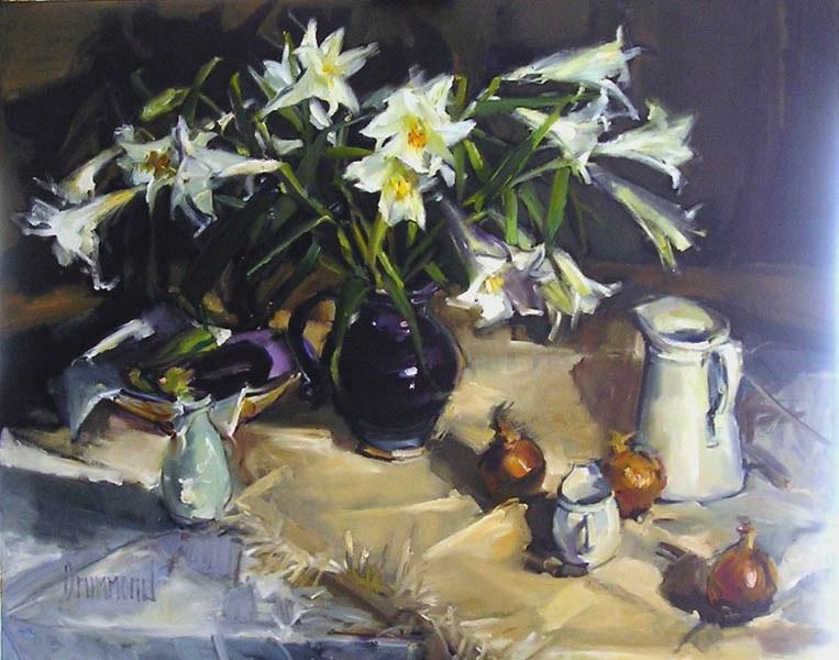 White Lilies Demo